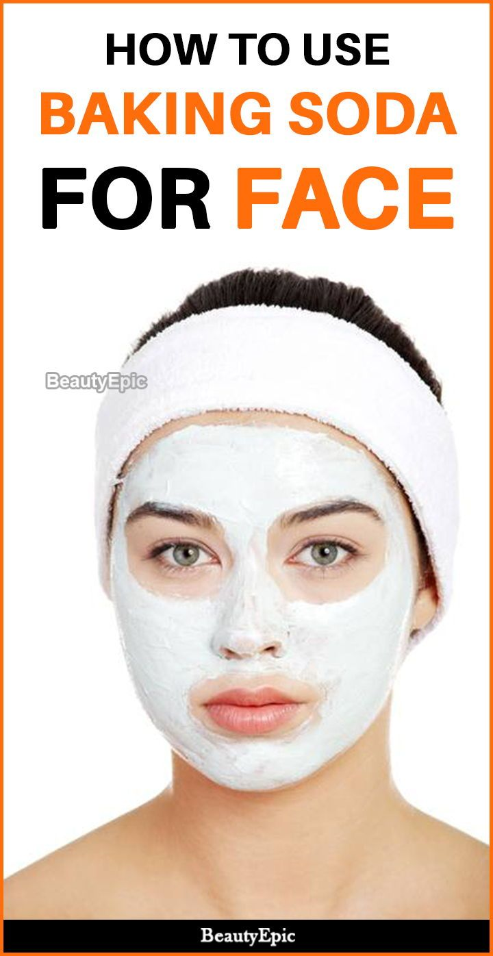 Benefits of Baking Soda for Face: How To Use?  Baking soda face