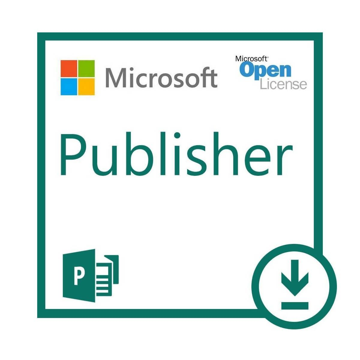Microsoft Publisher is a desktop publishing application