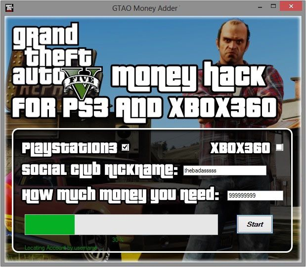 Hi i developed this awesome program gta v online money hack hi i developed this awesome program gta v online money hack everyone needs money in gta v online this days so i created a software easy to use gta 5 voltagebd Image collections