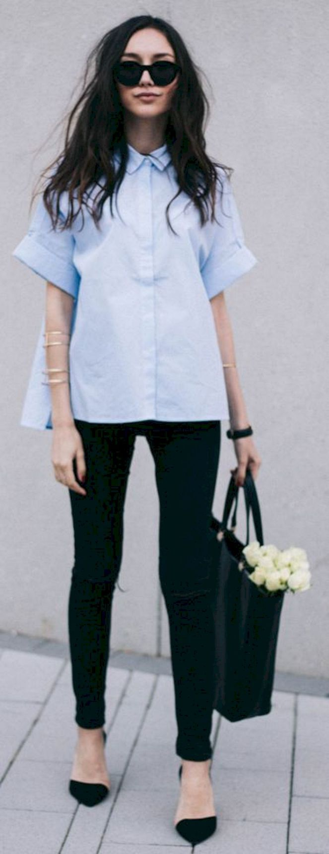 The Best Women's Summer Minimalist Style Outfits (No 40)