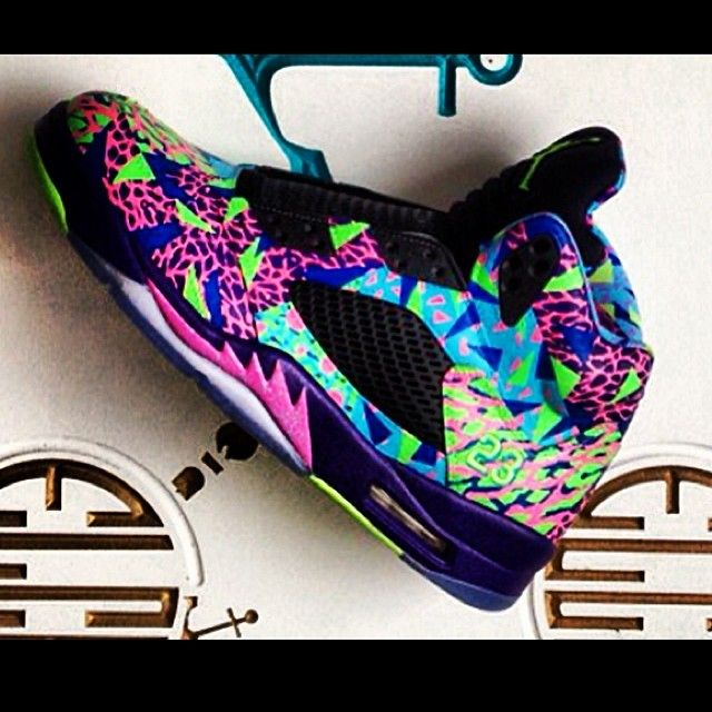 For those of you who haven t seen these custom Air Jordan 5