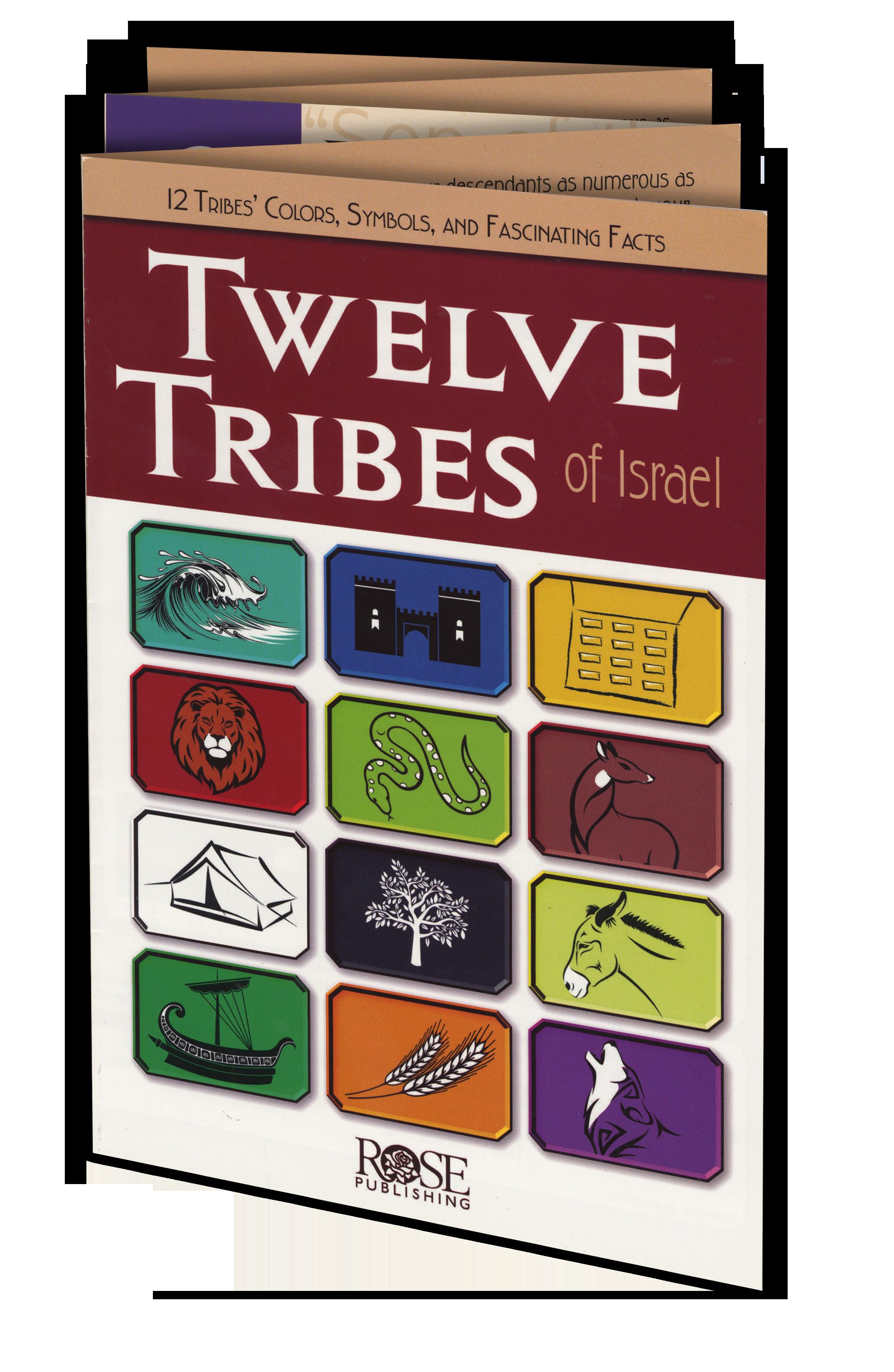 The Twelve Tribes Of Israel Pamphlet