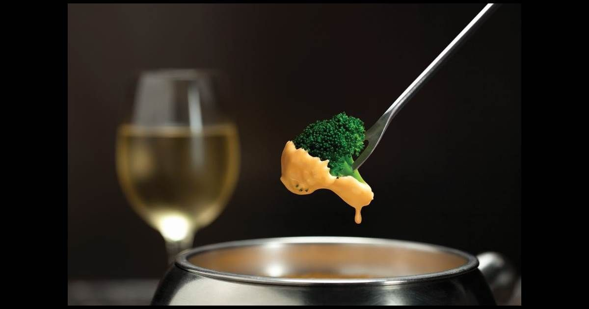 On Cheese Fondue Day, tips to do the dip right #meltingpotrecipes There's nothing quite as gluttonously sexy as a vat of bubbling hot melted cheese, and on April 11, National Cheese Fondue Day, we celebrate this sinfully delicious dipping delight. While fondue is heavenly at its best, not all cheeses will get you the same result. We turned to chef Shane Schaibly of The Melting Pot (the mecca of cheese fondue) to share tips on how to do fondue right, and he ev #meatfonduerecipes On Cheese Fondu #meatfonduerecipes