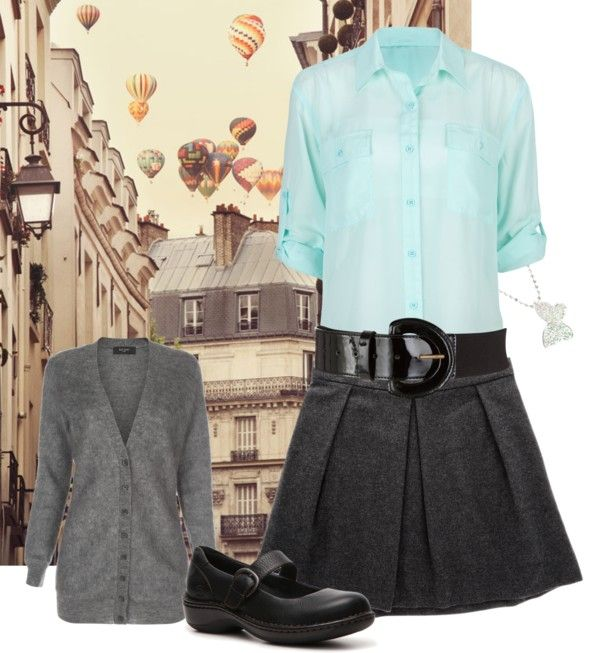 """Classic looks never go out of style"" by zeepanda ❤ liked on Polyvore"