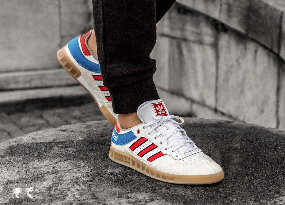 adidas Handball Top *OG* (Vintage White Tactile Red