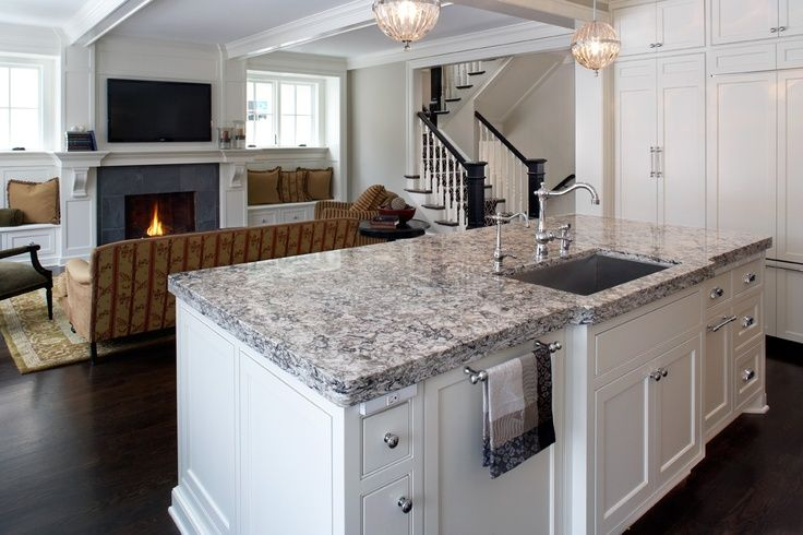 white kitchen cabinets quartz countertops. Cambria Quartz Kitchen Island Countertop  Bellingham palette great contrast to the white cabinets grey quartz countertops Google Search kitchen