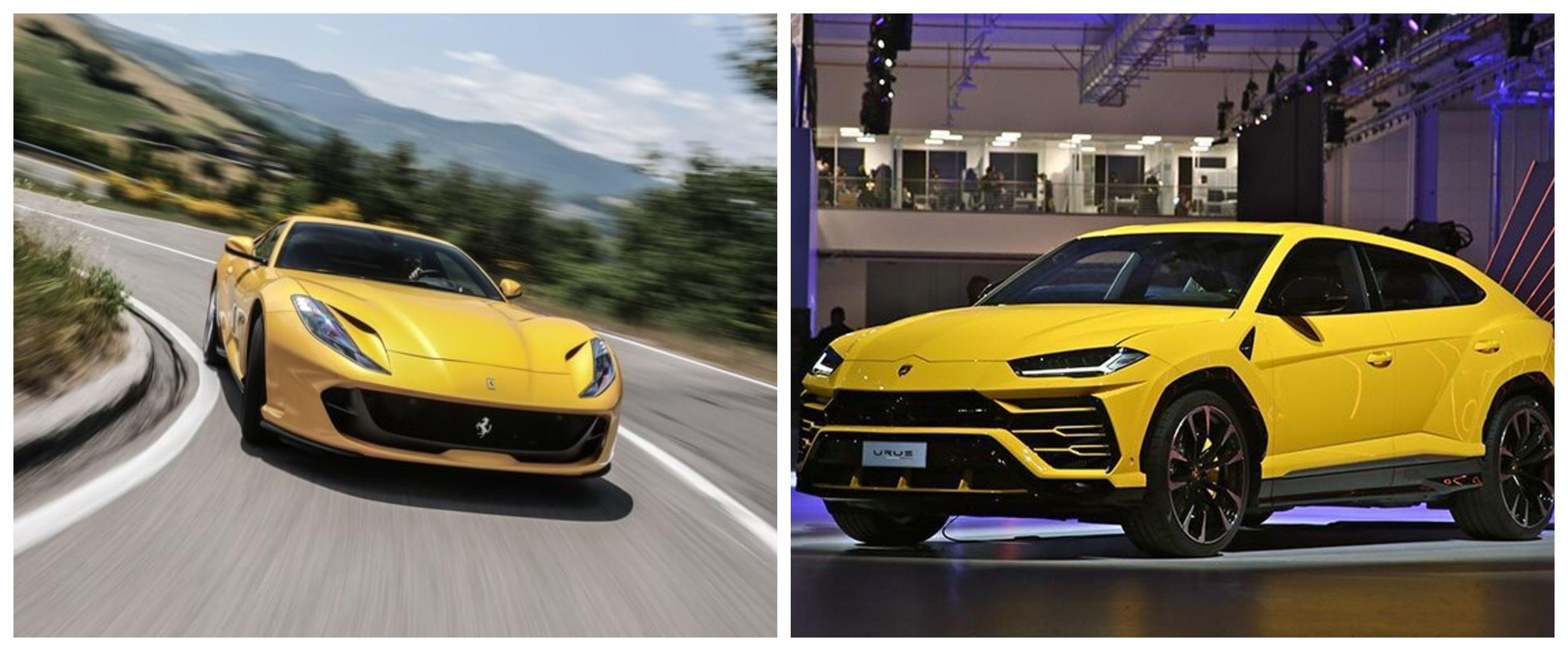 Ferrari Or Lamborghini Sardinia Luxury Car Hire Luxury Car Rental Luxury Cars