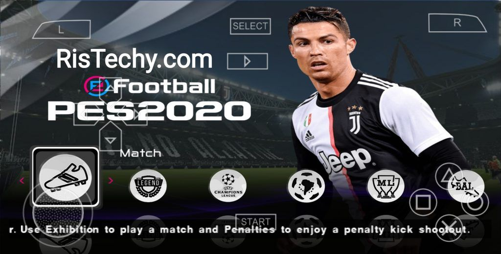 Download Pes 2020 Ppsspp Psp Iso English Latest Version With Full Commentary Works On Android Psp Emulator H Install Game Ps4 Camera Free Pc Games Download