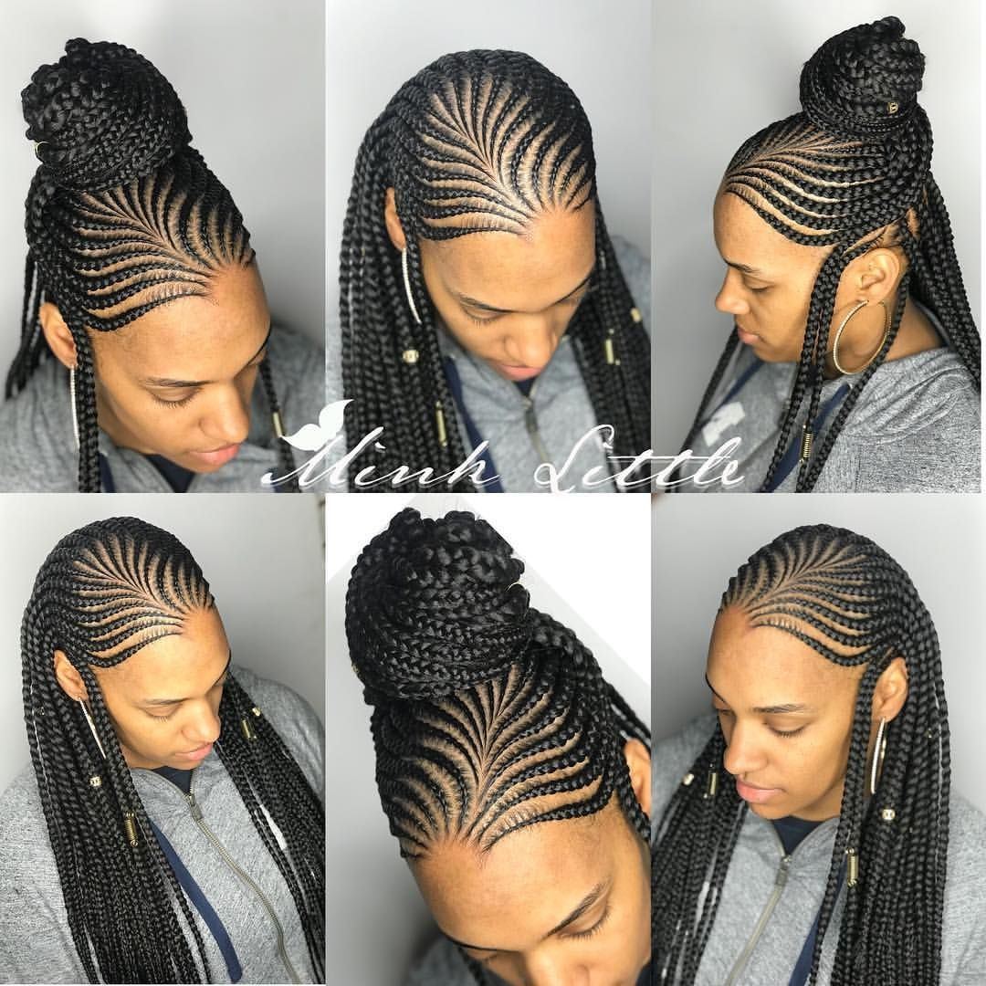 Bun it up or wear it down😍😍😍 Click link in bio to book an ...