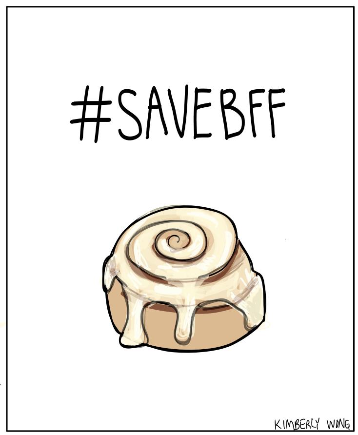 #savebff