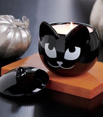 SLY BLACK CAT HOLDER