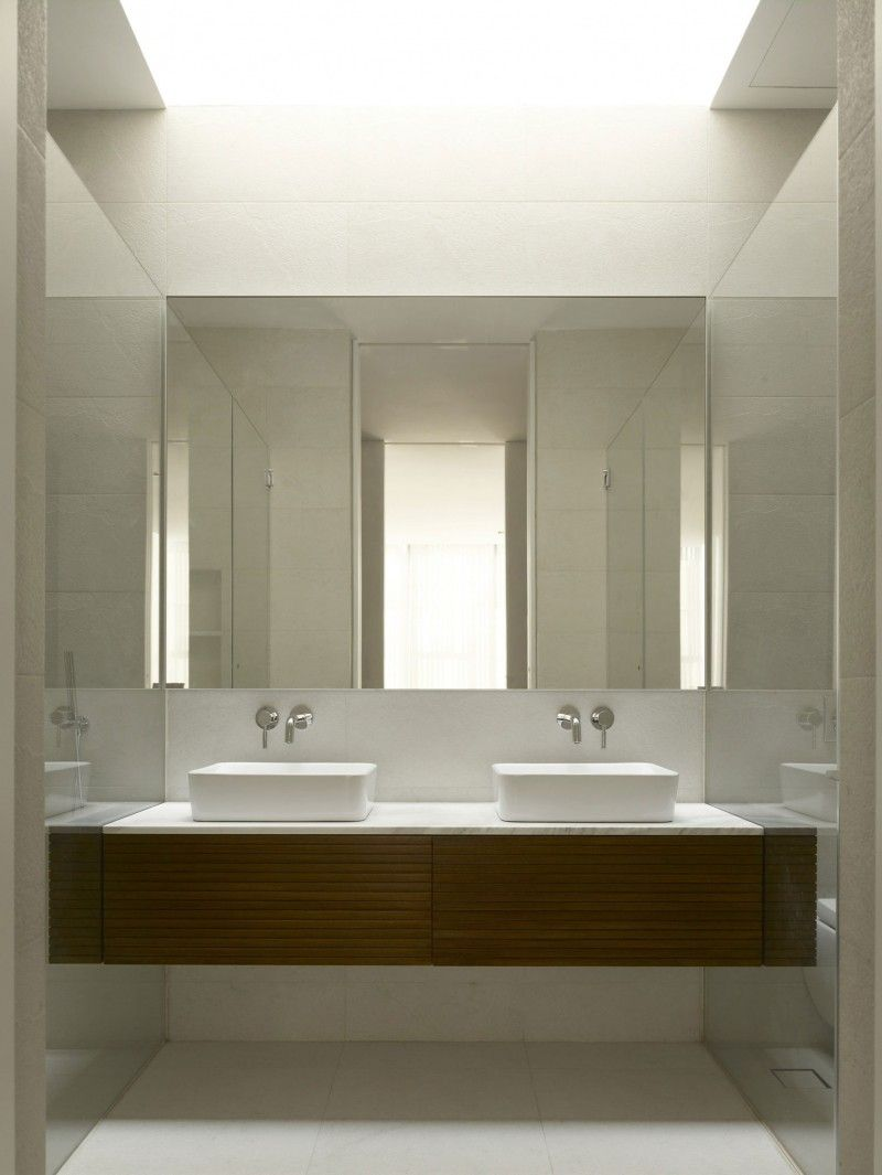 Mirror powder room contemporary with bathroom faucet bathroom lighting - 1000 Images About Powder Room On Pinterest Blue Wallpapers Powder And Powder Room Design