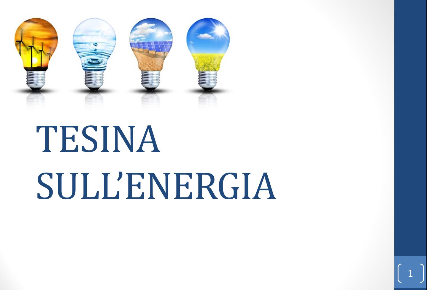 Tesina Terza Media Pronta Sull Energia E Le Fonti Energetiche Per La Terza Media Con Collegamenti Multidisciplinari E Riassunti Dei Nel 2020 Scuola Media Energia Media