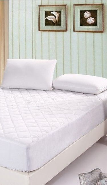 Details About Extra Deep T200 Egyptian Cottn Quilted Mattress