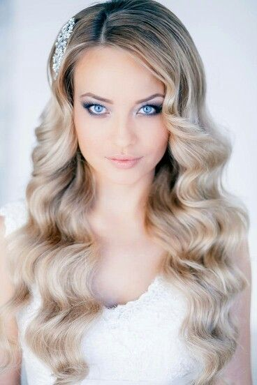 Another Great Gatsby Hairstyle Hair Styles Elegant Wedding Hair Gatsby Hair