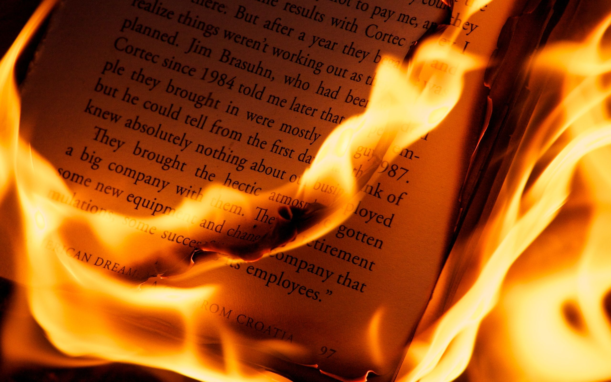 Hd Wallpapers Desktop High Definition Wallpapers Book Wallpaper Fire Photography Letter Photography