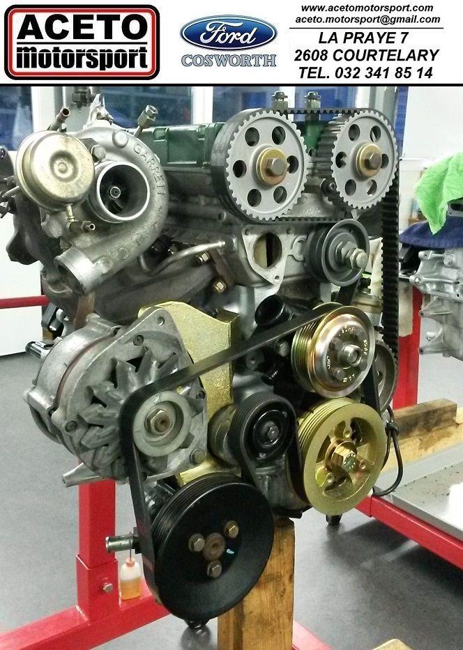 Cosworth Yb engine manual