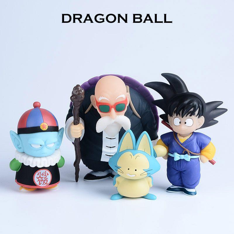 DRAGON BALL COLLECTION VOLUME 2 MASTER ROSHI OOLONG SET BANDAI BANPRESTO NEW