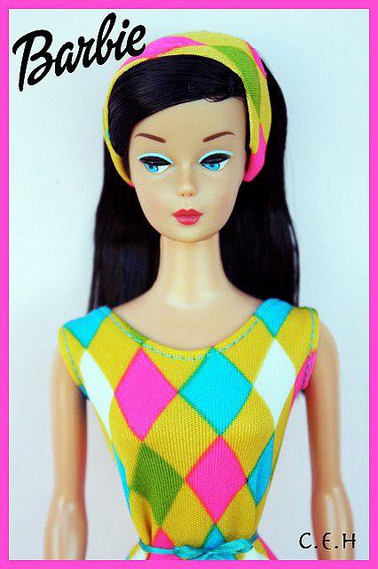 Barbie Color Magic Repro Collectors Request Collection 2004