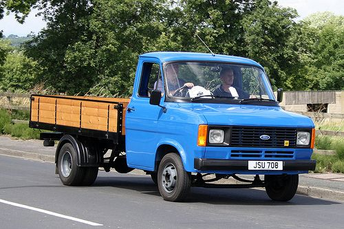 Ford Transit Jsu708 Ford Transit Retro Cars Ford Van