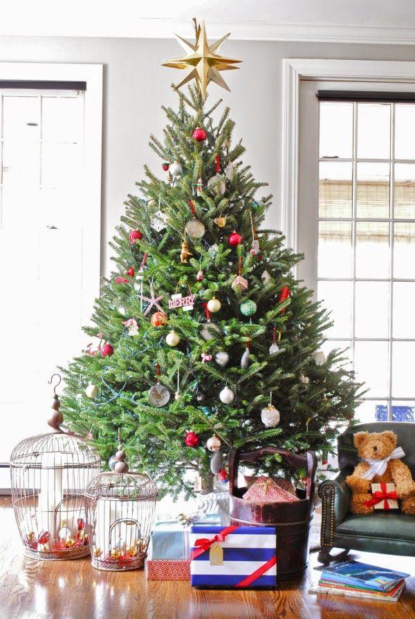 Easy DIY Moravian Star-Inspired Christmas Tree Topper | Christmas ...