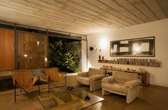 wooden ceilings designs Wood Flooring and Ceiling Design Idea for