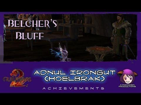 Belcher S Bluff Adnul Irongut Hoelbrak Guild Wars Guild Wars 2 Bluff