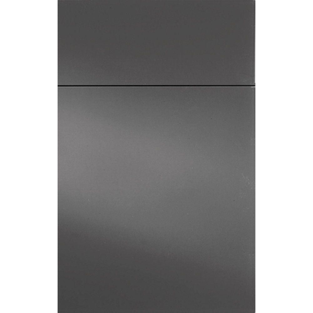 Access Denied Acrylic Cabinets Cabinet Doors Charcoal Grey