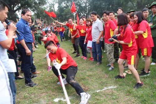 áo cờ đỏ sao vàng trường Đại Học Sư Phạm TDTT - Hình 6