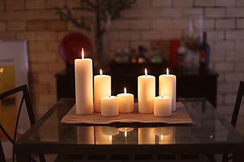 studio 222 photography candles diy christmas decor (on a budget)