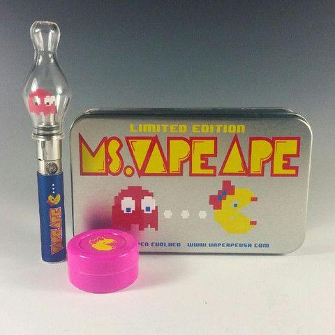 Pac Man Edition Vape Ape Vaporizer Pen Kit Thedabstore Mmj
