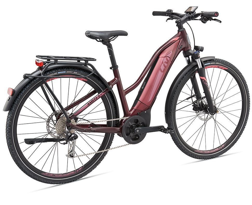 Amiti E 2 2019 Women Trekking Bike Liv Cycling United