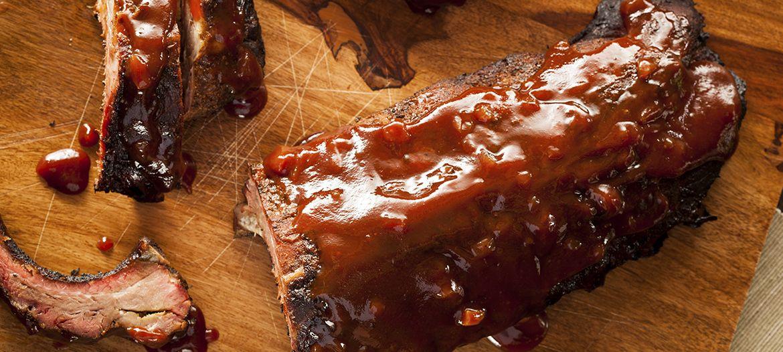 Costelinhas de Porco   O que há para comer ?