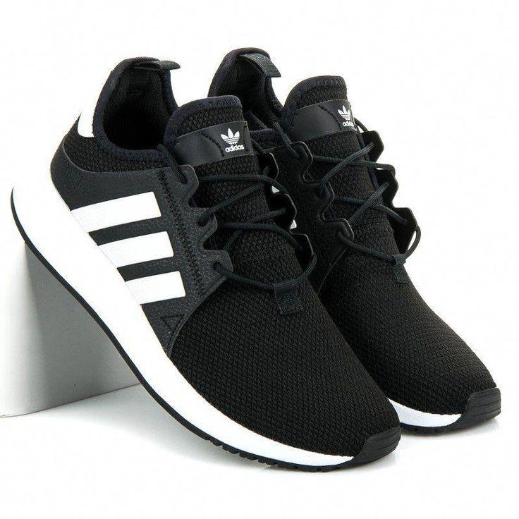 Heißer Verkauf Damen Schwarze Adidas Sneaker X_PLR
