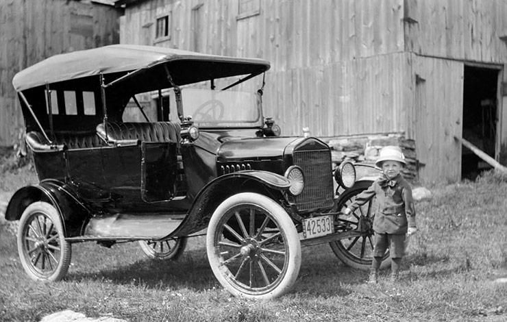 Four Of The Most Popular Ford Models Ever In 2020 Ford Models Veteran Car Model T