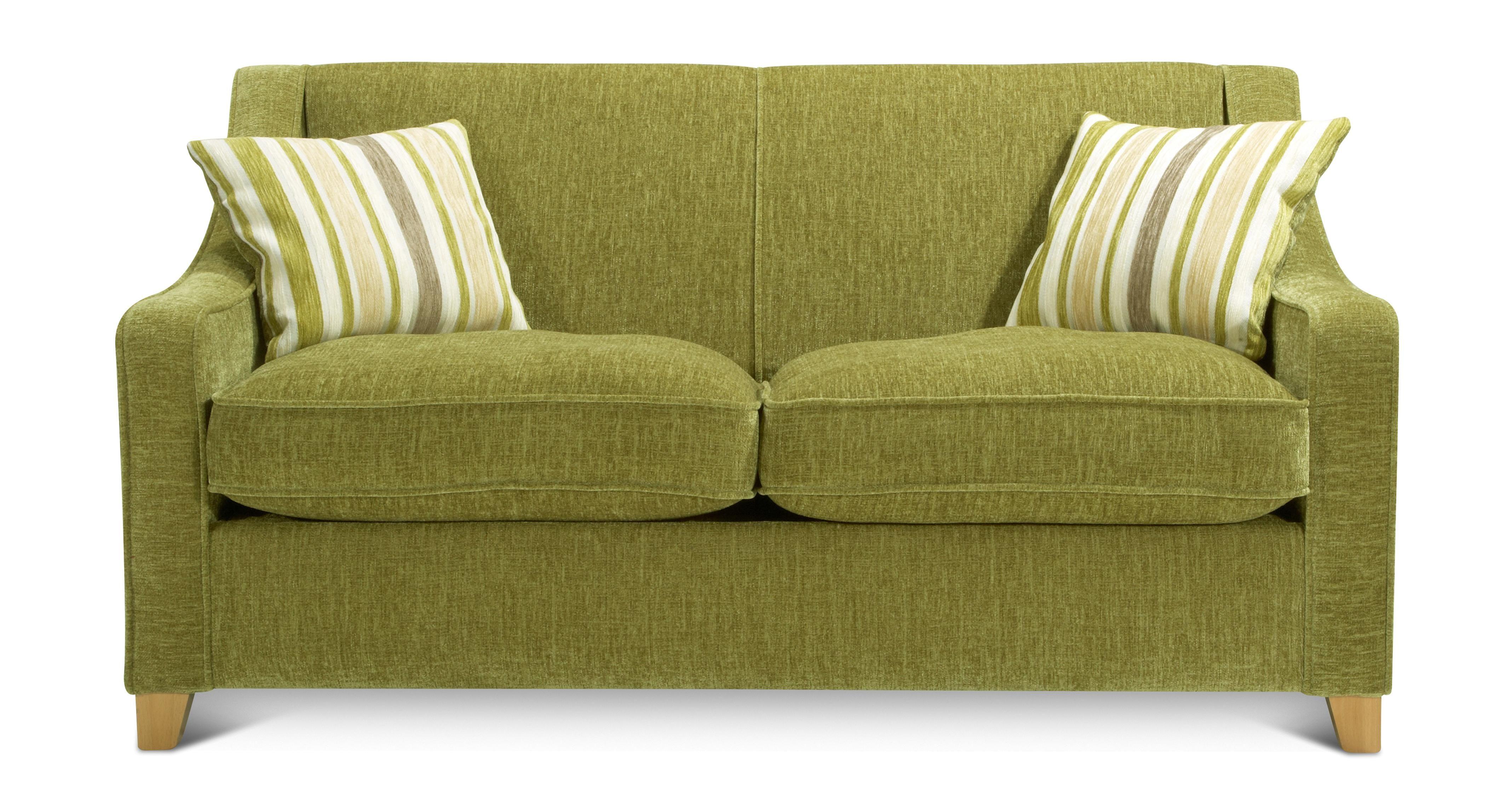 Einzelne Ledersessel 1 Sitzer Couch Einzelnes Kissen Couch
