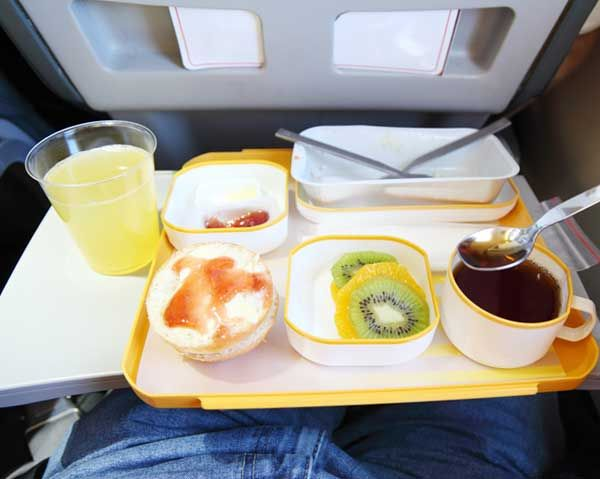 For the mega business traveler ... Stay healthy I to the new year !
