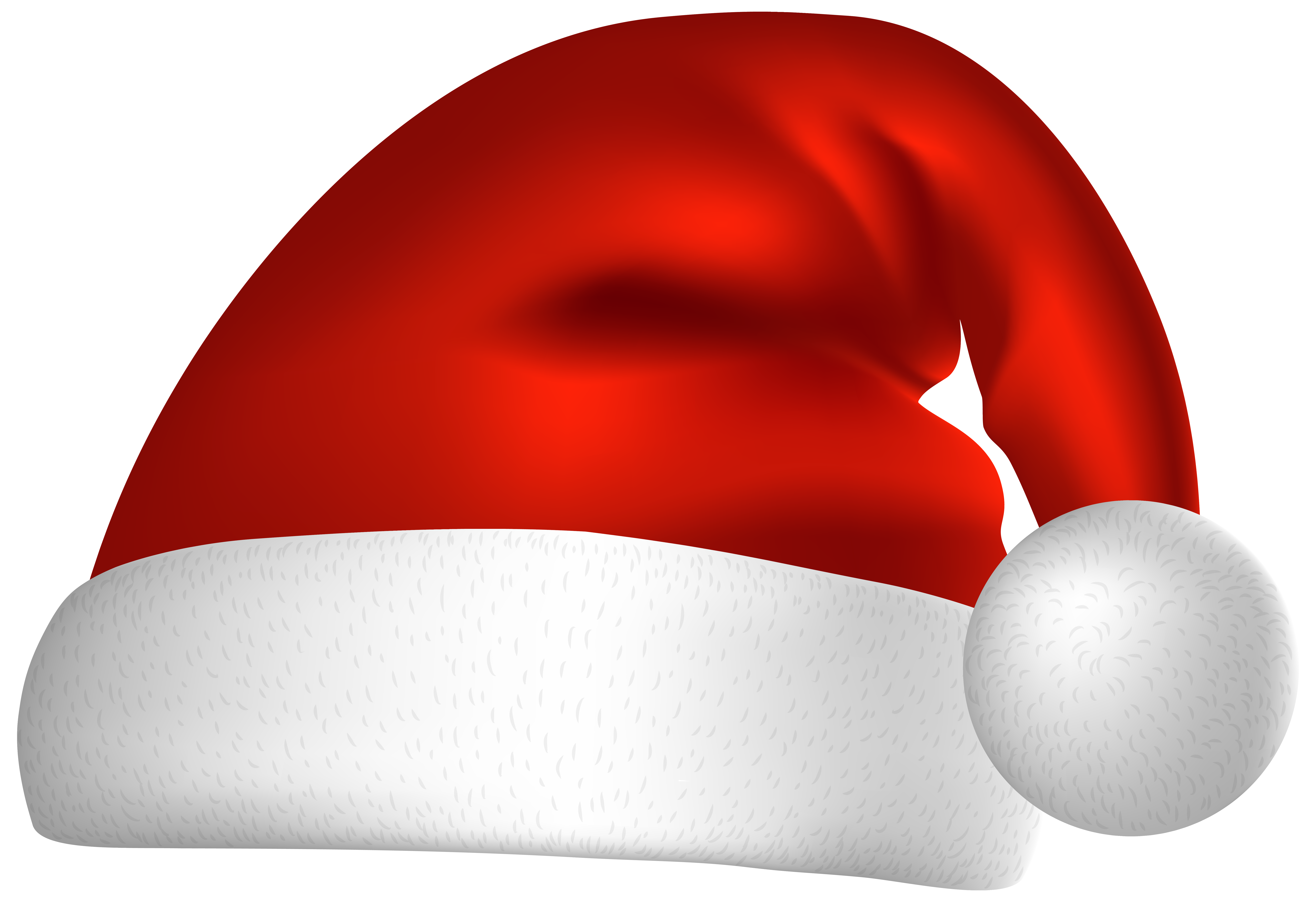 Christmas Santa Hat Png Clip Art Image Gallery Yopriceville High Quality Images And Transparent Png Free Clipart Santa Claus Hat Art Images Clip Art