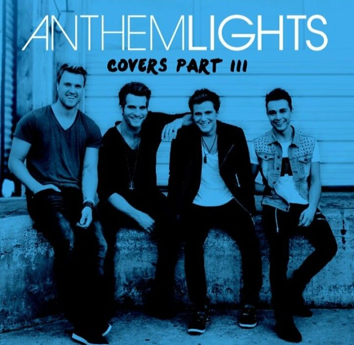 Guess What A New Album Is Coming Out Anthem Lights