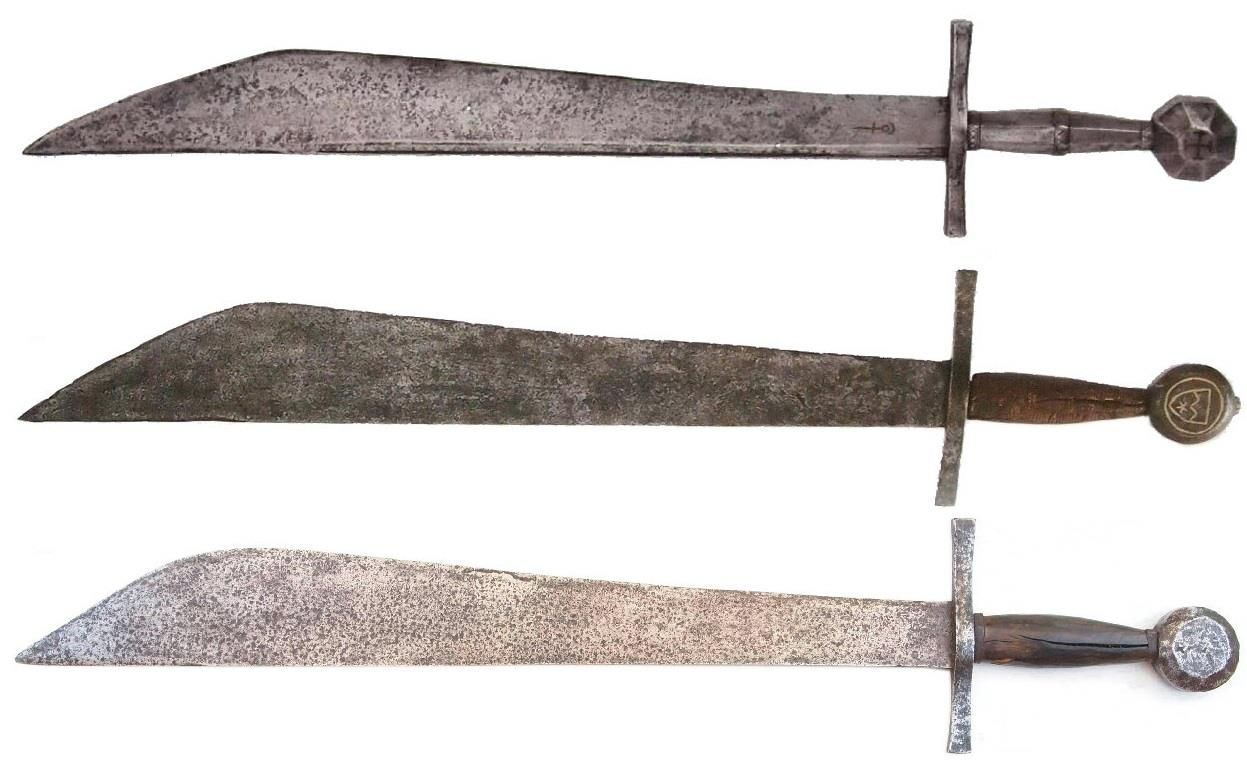 Картинки оружия средневековья