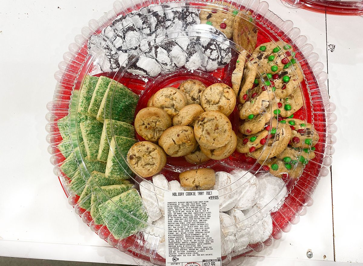 Costco Christmas Food 2020 17 Christmas Foods to Buy at Costco | Eat This Not That in 2020