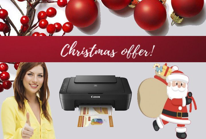 Best christmas offers for canon pixma mg2522 all in one