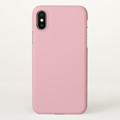timeless design 21c79 a4030 Light Pink Matte iPhone Case | Zazzle.com in 2019 | red style | Pink ...