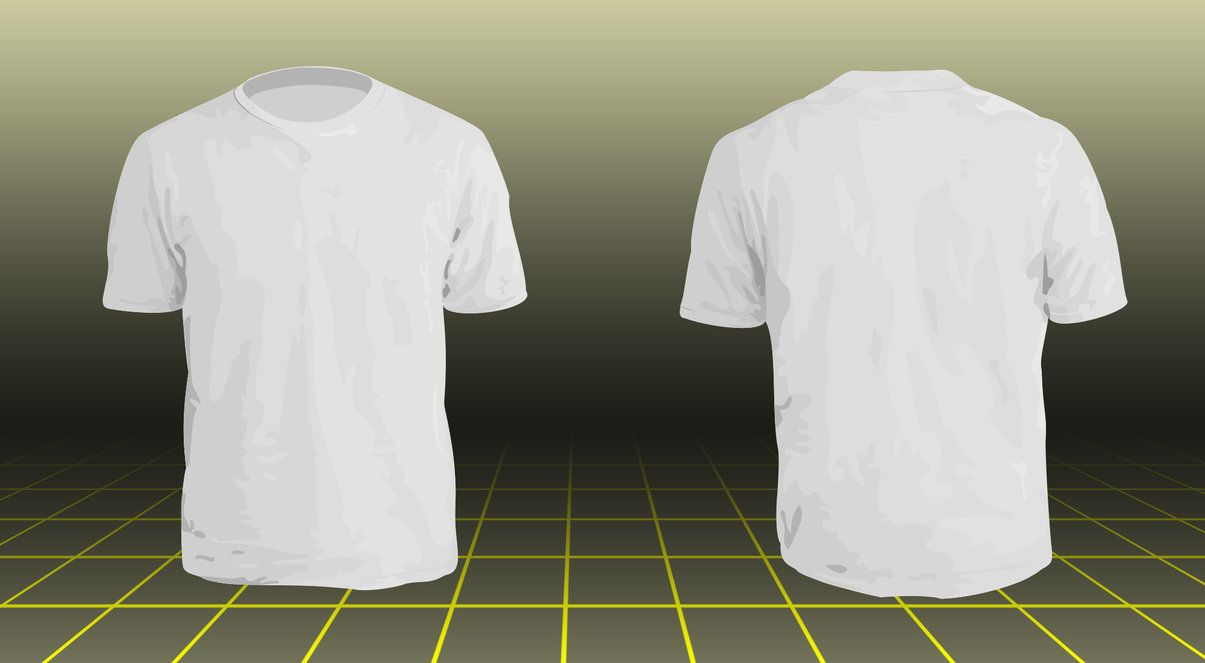 100 T-shirt templates for download that are bloody awesome ...