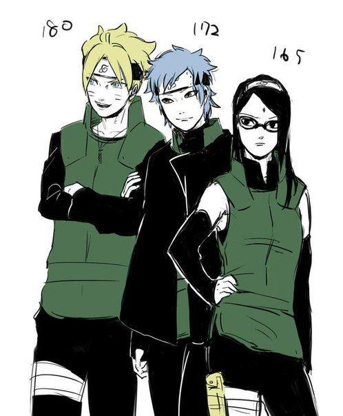 Team Minato Grown Up