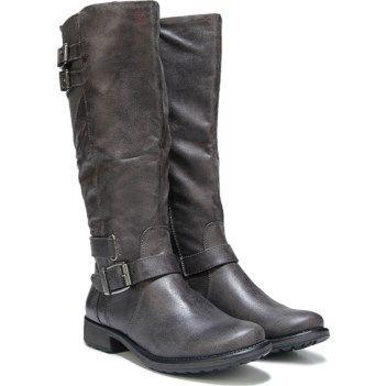 f0d1d21381c7 Bare Traps Women s Seville Wide Calf Riding Boot at Famous Footwear ...
