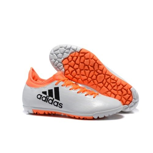 cheap adidas X 16.3 TF boots orange gery black