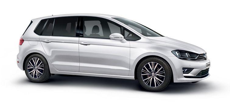 Golf Sportsvan Allstar Volkswagen offre aot