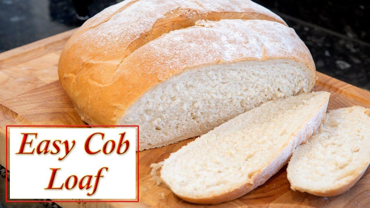Easy Cob Loaf