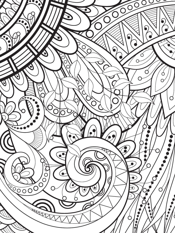 Color Mind Nº2 Mandalas Para Colorir Color Mind E Desenhos